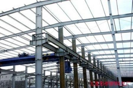 钢结构大型车间